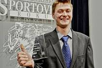 SPORTOVEC REGIONU. Dosud posledním vítězem ankety se za rok 2014 stal rožmitálský běžec Michal Hochmut.