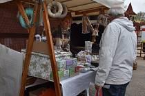 Podbrdský trh v Březnici.