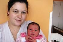 Amálka Rezková se prvně rozhlédla po světě ve středu 9. února a v ten den vážila 3,47 kg a měřila 50 cm. Pečovat o svoje první děťátko bude maminka Veronika spolu s tatínkem Jaroslavem z Čisovic.
