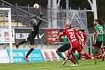 Příbram hrála ve 12. kole FORTUNA:LIGY s Olomoucí 0:0.