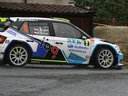 Rally Příbram 2016 - Karel Trojan.