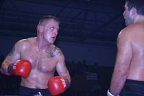 Boxer Daniel Jerling.