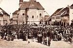 Městečko Rožmitál pod Třemšínem okouzluje návštěvníky dodnes.