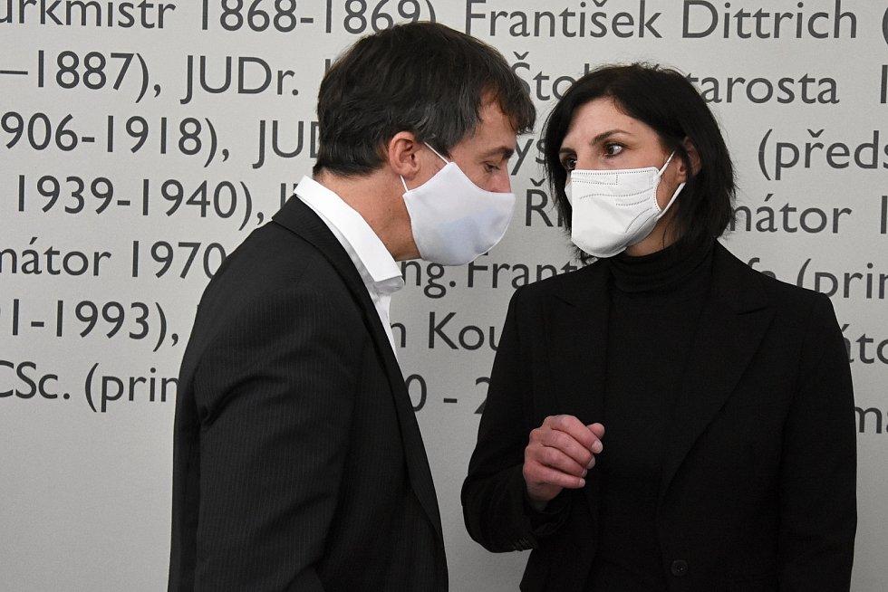 Na snímku lékařka Laura Roden.