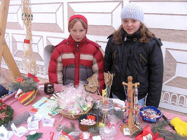 Vánoční trhy v Březnici