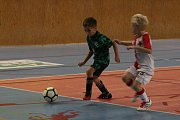 Halový turnaj akademie 1. FK Příbram ovládli hráči Bohemians, domácí obsadili skvělé druhé a třetí místo.