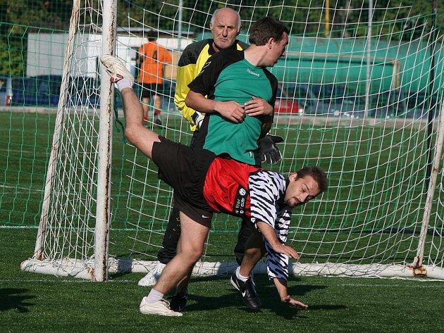 2. liga: FC/DC - ZZN (0:2).