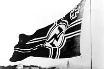 Po 15. březnu 1939 zavlála také nad Příbramí vlajka s hákovým křížem.