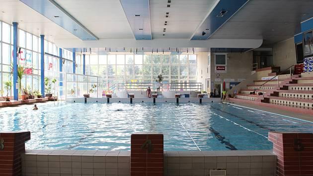 Příbramský bazén.