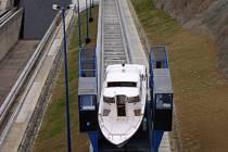 Lodní výtah