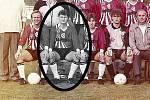 Ve veku 57 let zemřel legendární příbramský fotbalista Jaroslav Pazdera.
