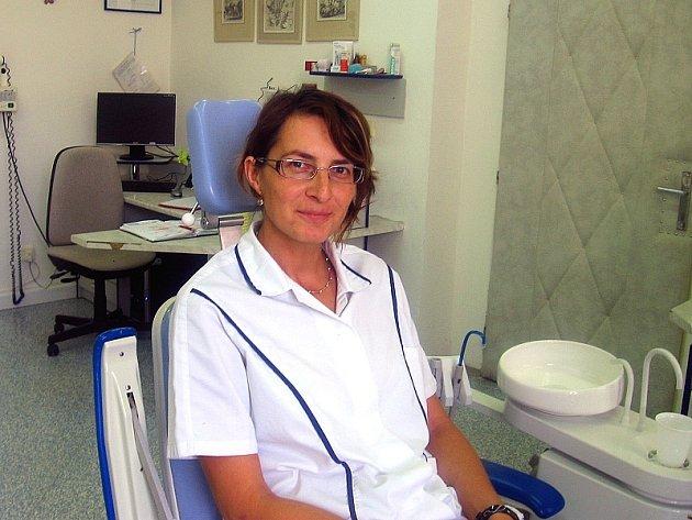 Zubařka Iva Langerová
