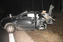 Ilustrační snímek nehody, při které sehrál svoji roli také alkohol.