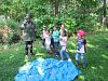Děti z Kličkovy vily zdolaly pohádkovou stezku