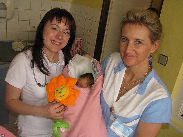 Andělka v péči příbramských lékařů