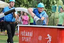 Předposlední dvojkolo Brdské ligy v Radíči.