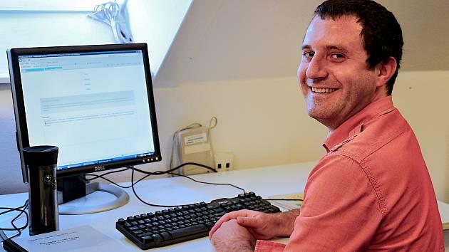 Bohumil Fišer byl také hostem on-line rozhovoru Deníku..