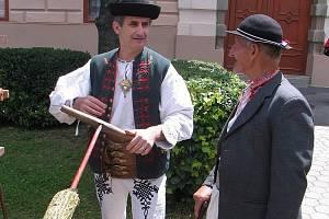 Příbramští radní navštívili festival v Kežmaroku.