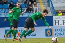 Fotbalisté Příbrami nenastoupí v Liberci tentokrát v tradičních zelených dresech, ale poprvé obléknou zbrusu novou venkovní sadu dresů barvy šedé.