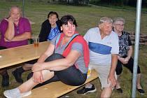 Zajímavá sportovní a zábavná akce se uskutečnila v sobotu 17. srpna v Rejkovicích.