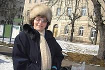 Ludmila Neumannová z Příbrami.