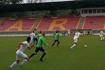 1. FK Příbram B  - Štěchovice 4:0.