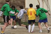 3. liga: Jehněčí podkovy - Liptákov (2:5).