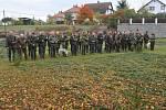 Tradiční hon na bažanty uspořádali na sklonku října myslivci z Mysliveckého sdružení (MS) Svatý Jan.