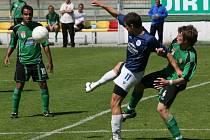 Divize: 1.FK Příbram B - FK Hořovicko (2:2).