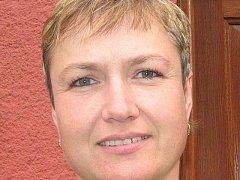 Marcela Jelínková, vedoucí zájmových kroužků v Domě dětí a mládeže Příbram.