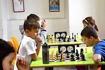 Šachová sezóna pro mladé hráče příbramského regionu začala v sobotu 3. listopadu v Jincích.