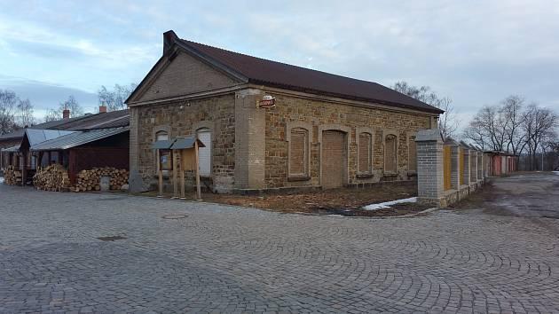 Budova, ze které by mělo muzeum vzniknout.
