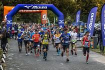 Maraton Praha - Dobříš v roce 2019.