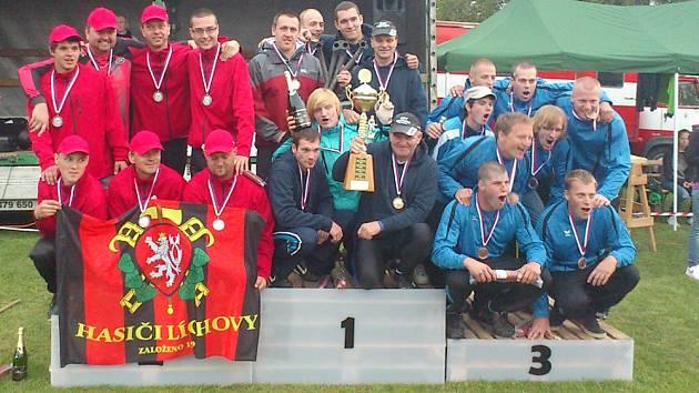 Finále Brdské ligy 2012.