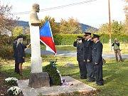 Sté výročí vzniku Československa oslavili obyvatelé Bratkovice a Dominikálních Pasek.