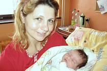 Ve středu 20. ledna přivítala maminka Helena spolu s tatínkem Václavem z Kotenčic na světě své první zlatíčko – dcerku Kačenku Veselou, která má z toho dne u jména zapsánu váhu 3,70 kg a míru 54 cm.