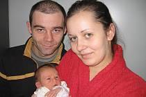 V sobotu 17. ledna maminka Michaela spolu s tatínkem Davidem ze Sedlčan poprvé sevřela v náručí dcerku Lauru Peštovou, vážila 2,75 kg a měřila 48 cm. Hrát si se sestřičkou bude skoro čtyřletý Davídek.