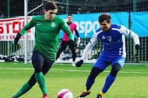 Zimní Tipsport liga 1. FK Příbram - Vlašim 2:1