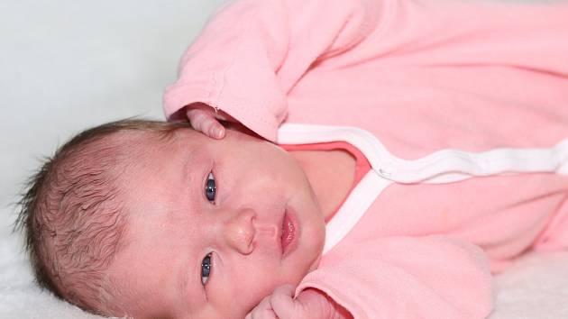 Nela Řezáčová se narodila 28. listopadu 2018 Zdeňce a Filipovi z Trhových Svin a vážila 3260 g a měřila 51 cm.