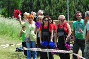 Hasičská soutěž v Kardavci.
