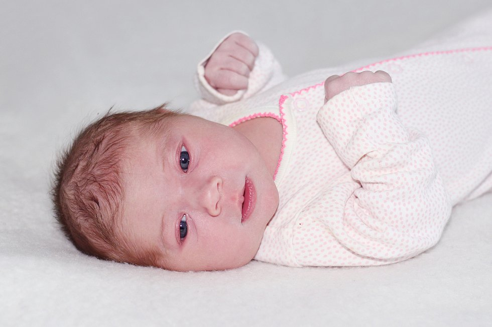 Eliška Horelicová se narodila 22. ledna 2020 v Příbrami. Vážila 4020 g a měřila 51 cm. Doma ve Věšíně ji přivítali maminka Tereza s tatínkem Patrikem.