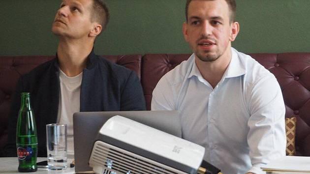 Manažer projektu Eliit, který se zabývá zajištěním sportovců po ukončení aktivní kariéry, Jakub Hyspecký.