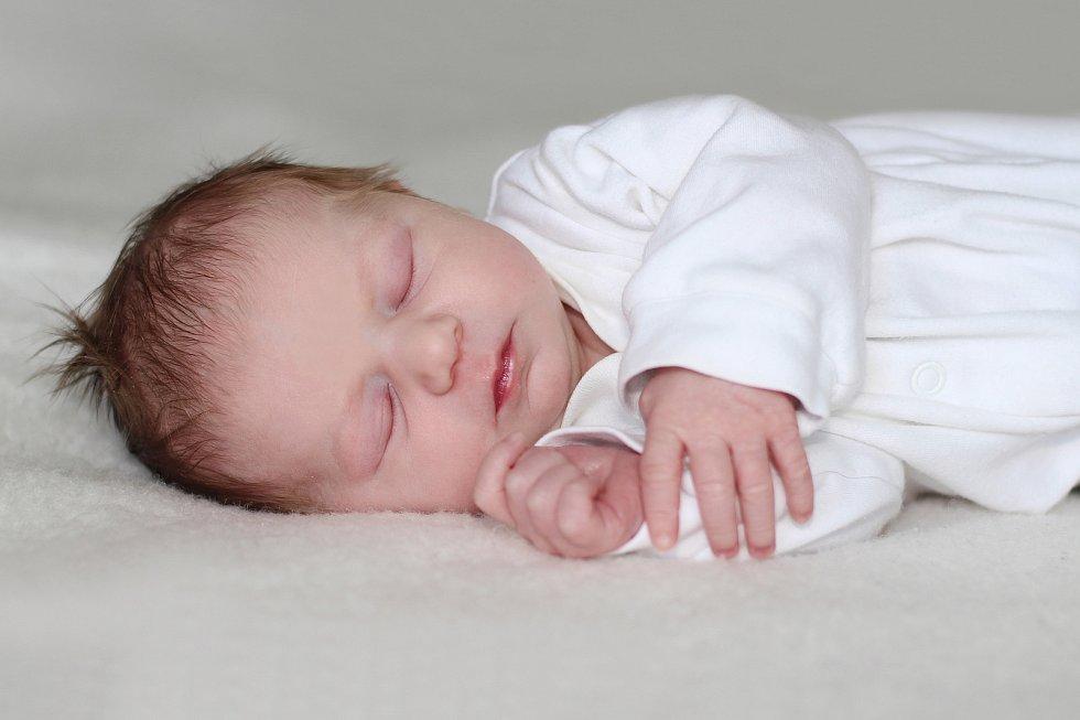 Linda Brejchová se narodila 24. března 2019 s váhou 3,15 kg a mírou 50 cm Barboře a Radkovi ze Zalužan.