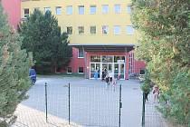 První školní den v Příbrami. Základní škola Bratří Čapků.