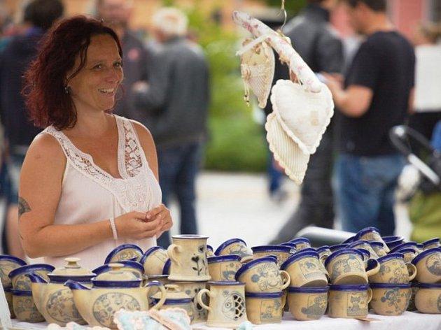 K propagaci regionu by mohlo přispět i pořádání Toulava Festu, který se letos uskutečnil v Bechyni (viz snímek). Příště jsou na řadě Sedlčany.