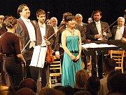 Zahájení již 47. ročníku Hudebního festivalu Antonína Dvořáka v Příbrami.