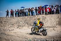 Po dni volna pokračoval šestou etapou Dakar 2019.