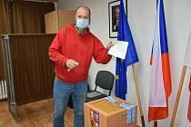 Z druhého kola senátních voleb ve Středočeském kraji.