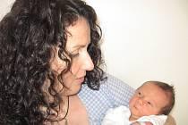 Robin Egert se mamince Markétě a tatínkovi Petrovi z Dobříše narodil v pátek 27. února, vážil 2,85 kg a měřil 49 cm. Oporu bude mít ve starších sestrách Patricii a Andree.