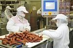 Masokombinát Příbram je jedním z největších zaměstnavatelů regionu.